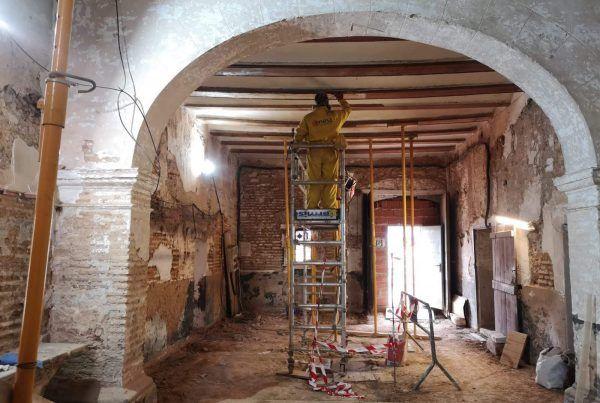 tratamiento de termitas en Valencia